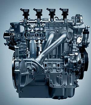 汽车进气消声器结构图